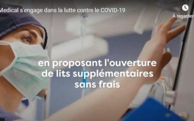 BOW MEDICAL Acteur engagé dans la lutte contre le COVID -19