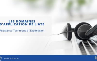 A.T.E. :  Les Domaines de l'application