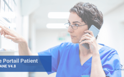 Évolution du portail patient